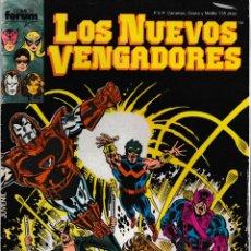 Tebeos: LOS NUEVOS VENGADORES. FORUM 1987. Nº 1. Lote 130417178