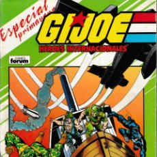 Tebeos: G. I. JOE. FORUM 1987. EXTRA 1. ESPECIAL PRIMAVERA. Lote 130417226