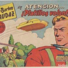 Tebeos: FREDY BARTON EL AUDAZ Nº 1. VALENCIANA 1960. Lote 131344830