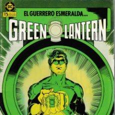 Tebeos: GREEN LANTERN. ZINCO 1986. Nº 1. Lote 131349050