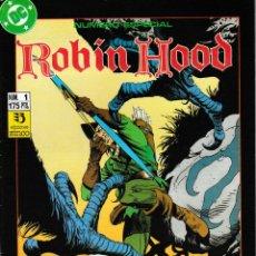 Tebeos: ROBIN HOOD. ZINCO 1991. Nº 1. Lote 131349086