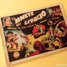 Tebeos: EL JINETE DEL ESPACIO (CLIPER). ¡¡ ORIGINAL !!. Lote 131954622