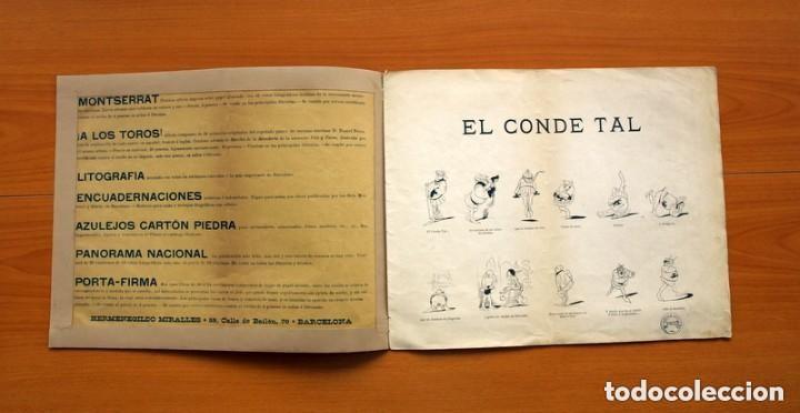 Tebeos: Cuentos vivos nº 1, El Conde Tal - Dibujados por Apeles Mestres - Editado por Hermenegildo Miralles - Foto 2 - 132070014