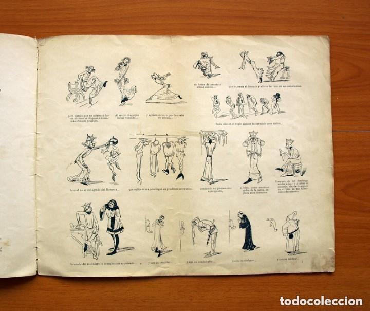 Tebeos: Cuentos vivos nº 1, El Conde Tal - Dibujados por Apeles Mestres - Editado por Hermenegildo Miralles - Foto 3 - 132070014