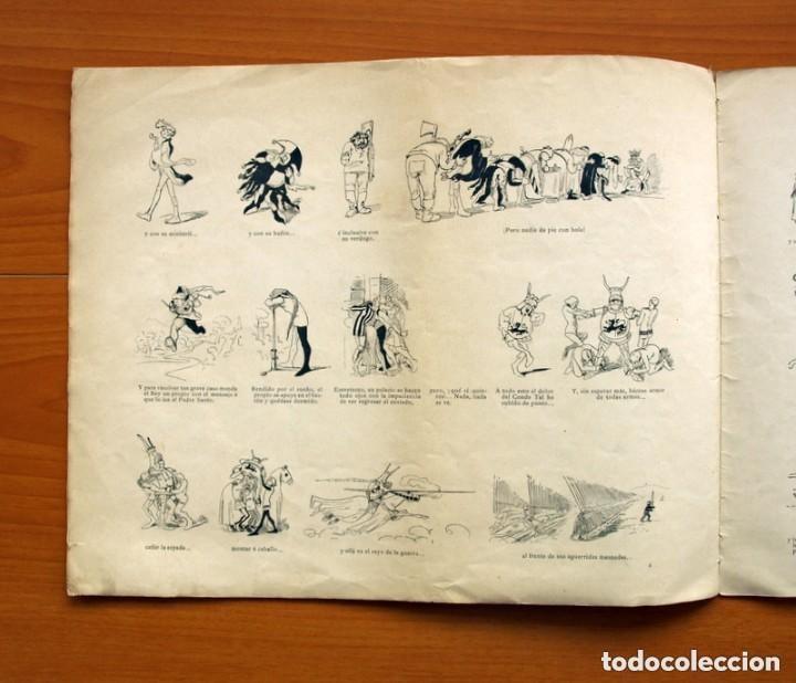 Tebeos: Cuentos vivos nº 1, El Conde Tal - Dibujados por Apeles Mestres - Editado por Hermenegildo Miralles - Foto 4 - 132070014