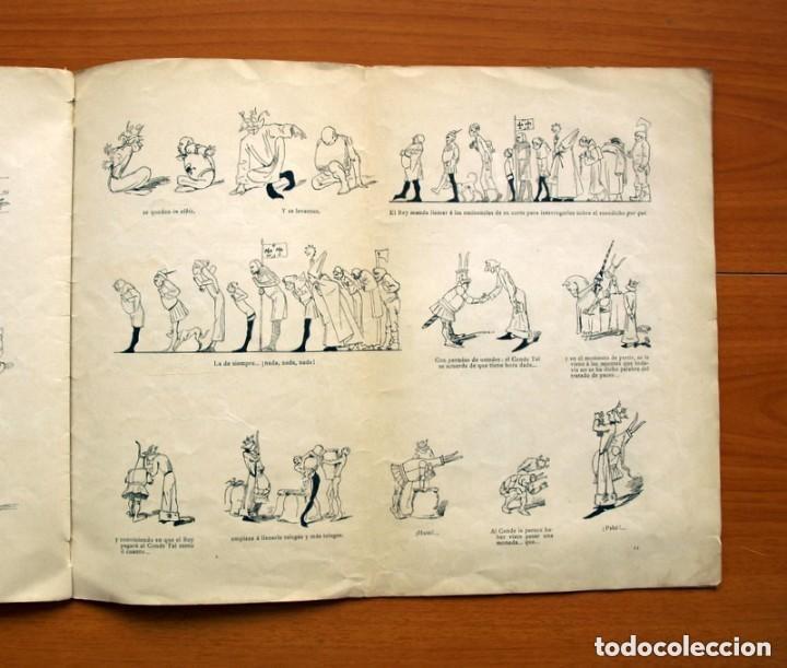 Tebeos: Cuentos vivos nº 1, El Conde Tal - Dibujados por Apeles Mestres - Editado por Hermenegildo Miralles - Foto 5 - 132070014