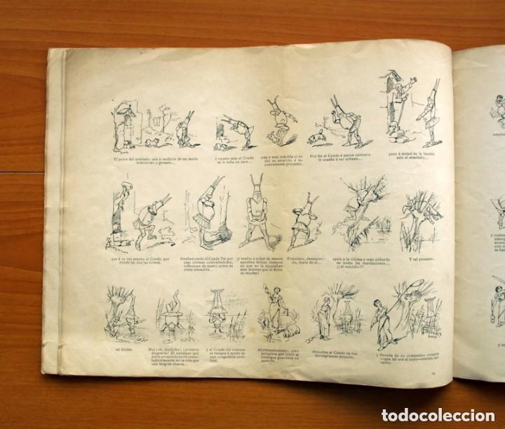 Tebeos: Cuentos vivos nº 1, El Conde Tal - Dibujados por Apeles Mestres - Editado por Hermenegildo Miralles - Foto 6 - 132070014