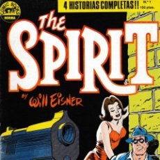 Tebeos: THE SPIRIT. NORMA 1988. Nº 1. Lote 178403507