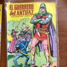BDs: EL GUERRERO DEL ANTIFAZ Nº 1 . Lote 132591822