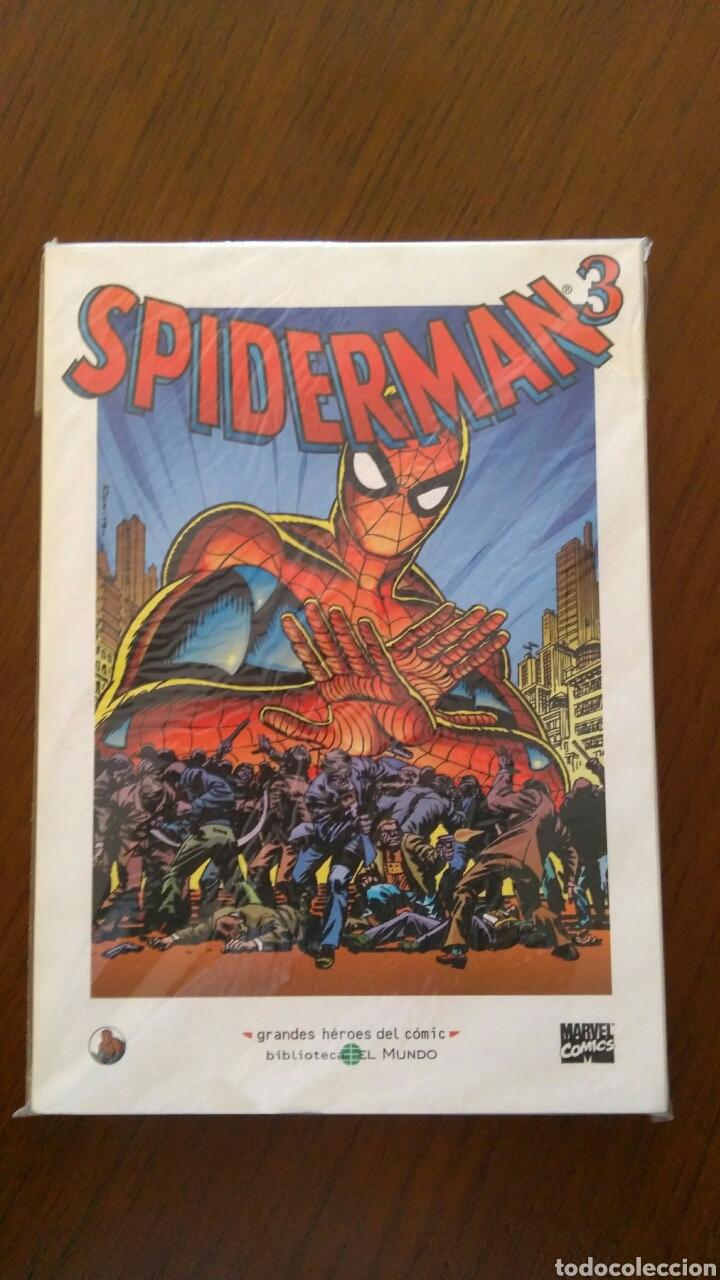 Tebeos: Lote comics forum de Spiderman, colección grandes heroes del mundo. Número 1,2,3 y 4 - Foto 7 - 132658169