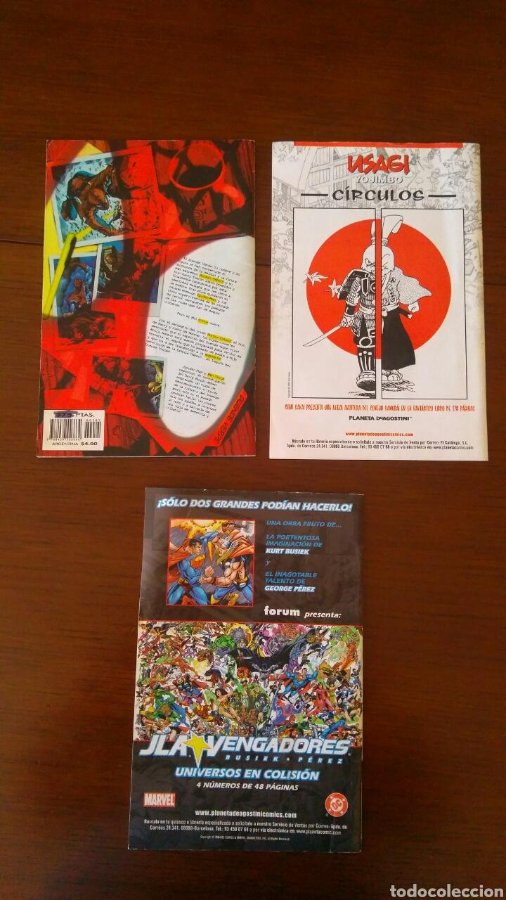 Tebeos: Lote de Comics Marvel Forum Spiderman. Número 1 y número 2 incluidos - Foto 2 - 132658707