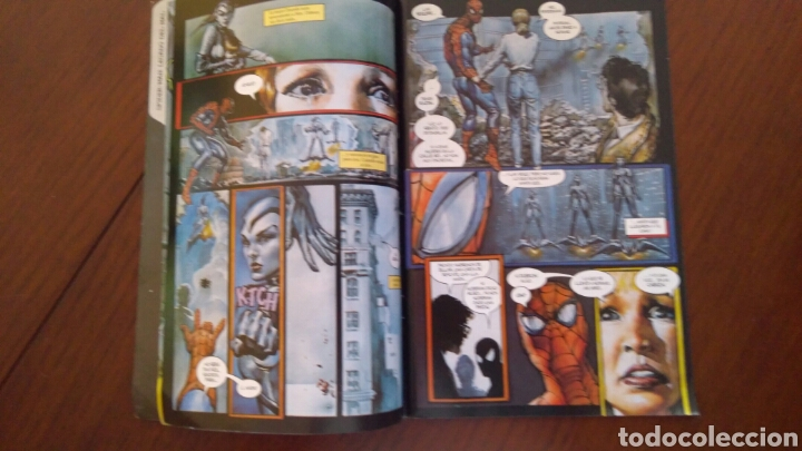 Tebeos: Lote de Comics Marvel Forum Spiderman. Número 1 y número 2 incluidos - Foto 6 - 132658707
