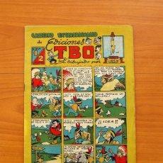 Tebeos: CUADERNO EXTRAORDINARIO DE EDICIONES TBO - Nº 1, EDITORIAL BUIGAS 1947 - TAMAÑO 27X20, VER FOTOS. Lote 132713914
