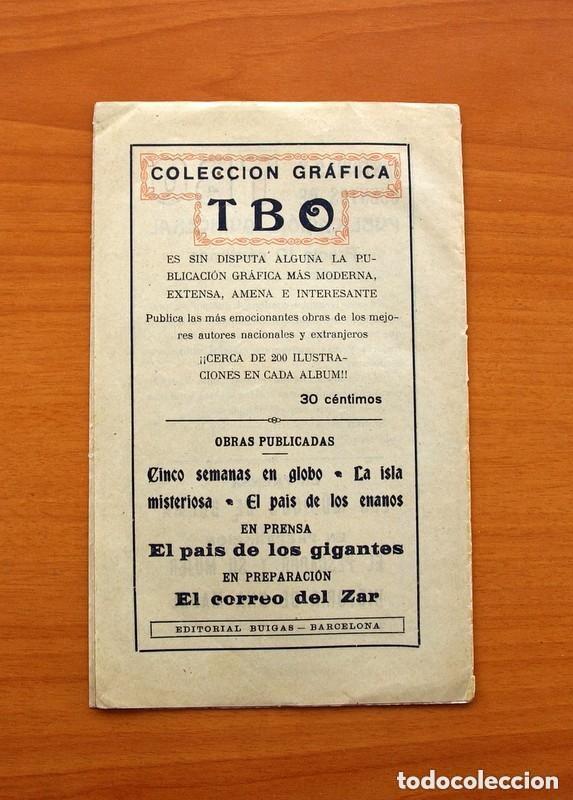Tebeos: Historias y cuentos de TBO - nº 1, La pulgarcilla - Editorial Buigas 1919 - Tamaño 16x21, ver fotos - Foto 7 - 132716162