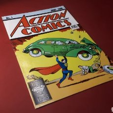 Tebeos: EXCELENTE ESTADO ACTION COMICS 1 SUPERMAN FIFTY YEARS FACSIMIL 1988 USA. Lote 133608465