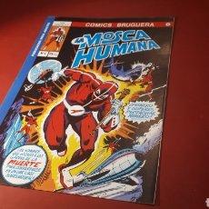 Giornalini: EXCELENTE ESTADO LA MOSCA HUMANA 1 PUBLICACION COMICS BRUGUERA. Lote 233633340