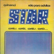 Tebeos: STAR, Nº 1. Lote 134854502