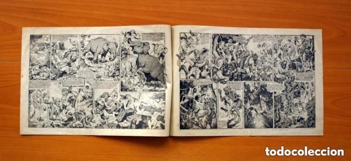 Tebeos: Raj Cobra, nº 1, La emboscada mortal - Ediciones Angel Nieto 1945 - Tamaño 21x31 - ver fotos - Foto 4 - 135192778