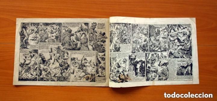 Tebeos: Raj Cobra, nº 1, La emboscada mortal - Ediciones Angel Nieto 1945 - Tamaño 21x31 - ver fotos - Foto 6 - 135192778