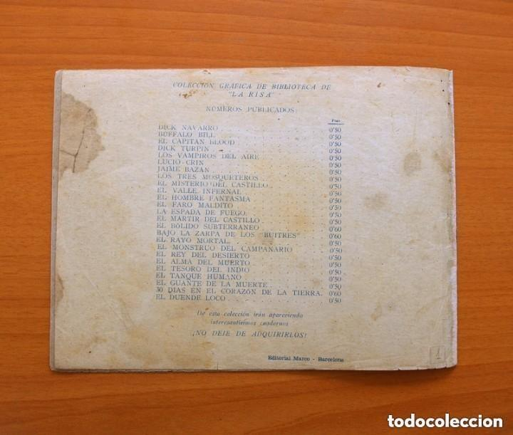 Tebeos: Los Bronkos, nº 1 Wikings el protegido de los Centauros, G.C.A.G. - Editorial Marco 1940 - ver fotos - Foto 5 - 135193062