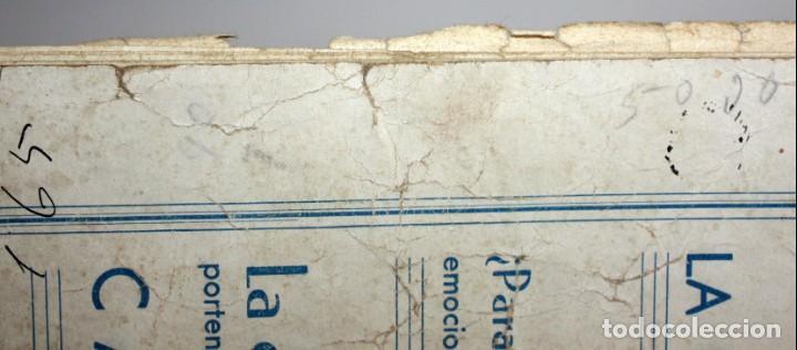 Tebeos: LA PATRULLA DEL MARFIL-NUMERO 1-TIM TYLER-AÑO 1936.HISPANO AMERICANA. - Foto 4 - 137716802
