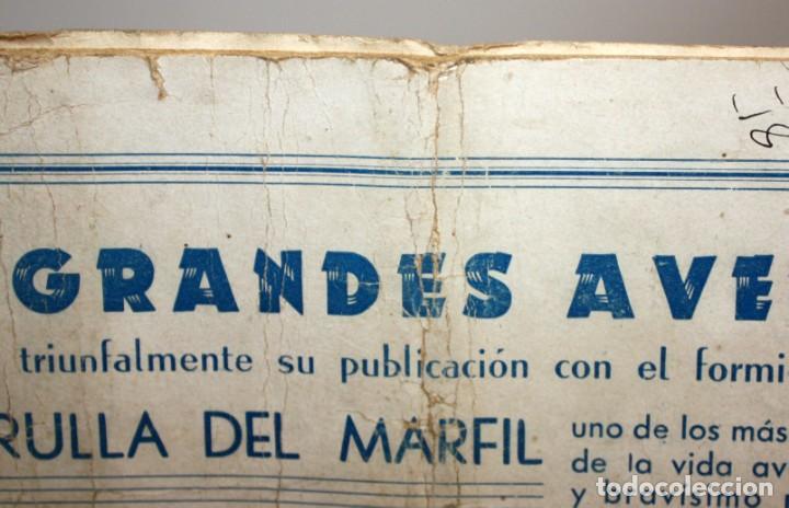 Tebeos: LA PATRULLA DEL MARFIL-NUMERO 1-TIM TYLER-AÑO 1936.HISPANO AMERICANA. - Foto 5 - 137716802