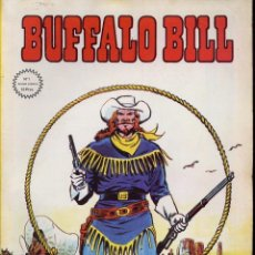 Giornalini: BUFFALO BILL Nº 1 + BUFFALO BILL Nº 10 - MUNDICOMICS . Lote 137812758