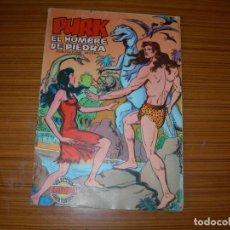 Tebeos: PURK EL HOMBRE DE PIEDRA Nº 1 EDITA VALENCIANA . Lote 138179294