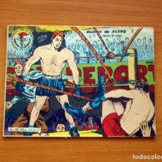 Tebeos: AVENTURAS DEPORTIVAS, Nº 1, PUÑOS DE ACERO - EDITORIAL RICART 1963. Lote 139257862