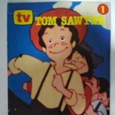 Giornalini: TOM SAWYER - MI AMIGO HUCK, Nº 1. Lote 139425770