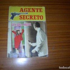Tebeos: AGENTE SECRETO Nº 1 EDITA FERMA . Lote 139564318