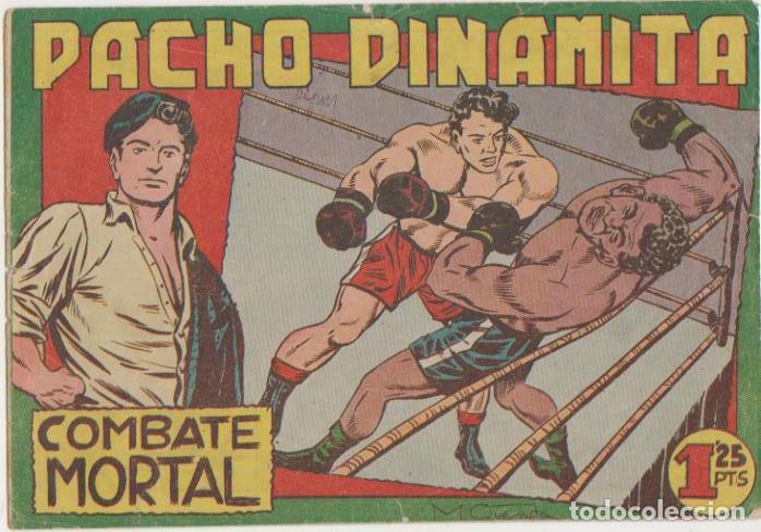 PACHO DINAMITA Nº 1. MAGA 1951. (Tebeos y Cómics - Números 1)