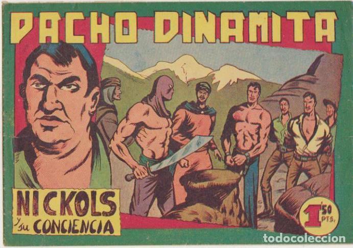 PACHO DINAMITA Nº 137. MAGA 1951. DIFÍCIL (Tebeos y Cómics - Números 1)