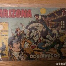 Tebeos: Nº 1 ARIZONA, DOS AMIGOS, ED TORAY 1960. Lote 141238490