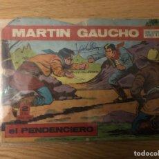 Tebeos: Nº 1 MARTIN GAUCHO, EL PENDENCIERO, ED MAGA 1965. Lote 141239386