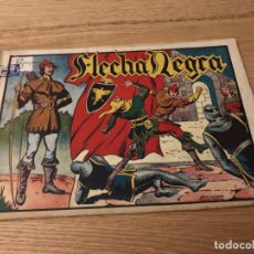 Tebeos: Nº 1 FLECHA NEGRA, ED TORAY 1949. Lote 141249942
