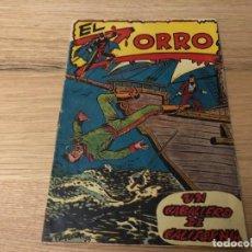Tebeos: Nº 1 , EL ZORRO, ED FERMA 1956, MUY BUEN ESTADO. Lote 141572662