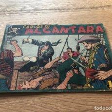 Tebeos: Nº 1, CARLOS DE ALCÁNTARA, ED MAGA 1955. Lote 141660710