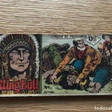 Tebeos: Nº 1 SITTING BULL, ED HISPANO AMERICANA 1951, BUEN ESTADO. Lote 141699386