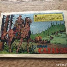 Tebeos: Nº 1 , EL GRAN CAZADOR, ED MAGA 1965, MUY BUEN ESTADO. Lote 141703614