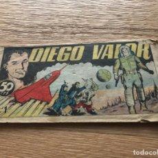 Tebeos: Nº 1 DIEGO VALOR, ED CID 1954. Lote 141704350