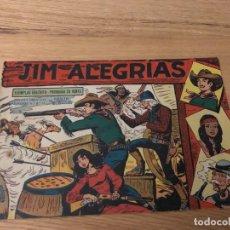 Tebeos: N1 JIM ALEGRIAS, ED MAGA 1960. Lote 141893434