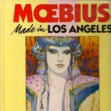 Tebeos: MOEBIUS. MADE IN LOS ÁNGELES. PRIMERA EDICIÓN 1991.(RF.MA)B/42. Lote 142339422