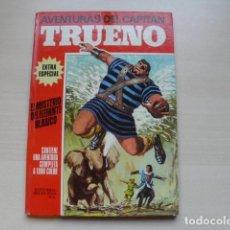 Tebeos: CAPITAL TRUENO EXTRA, ALBUM ROJO.. Lote 142984170