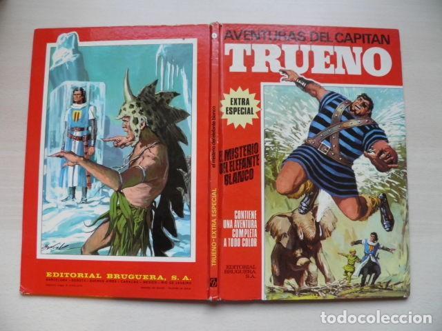 Tebeos: CAPITAL TRUENO EXTRA, ALBUM ROJO. - Foto 3 - 142984170