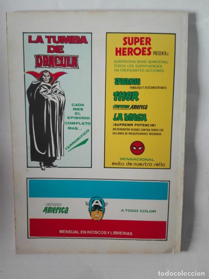 Tebeos: CONAN EL BÁRBARO.ANUAL 1980.EXCELENTE ESTADO.MUY NUEVO.EDICIÓN ESPECIAL 70 PÁGINAS - Foto 4 - 143142490