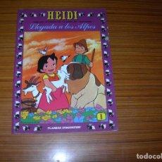 Tebeos: HEIDI Nº 1 EDITA PLANETA . Lote 143384078