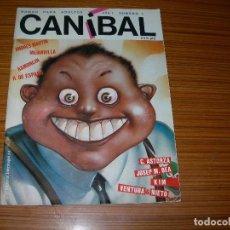 Tebeos: CANIBAL Nº 1 EDITA INTERMAGEN . Lote 143414662