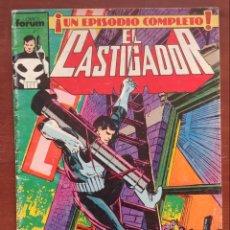 Tebeos: EL CASTIGADOR N 1 THE PUNISHER FORUM. Lote 143542944