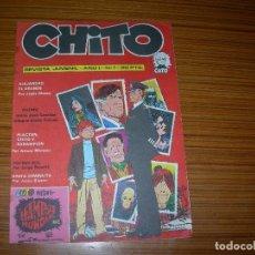 Tebeos: CHITO Nº 1 EDITA J.M.P. Lote 143566266
